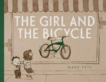 A wordless book about perseverance and it's rewards. Great for a lesson on how illustrations help tell the story?