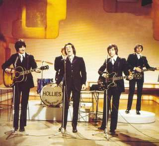 The Hollies - Here I go again. Yes I will. I can't tell the bottom from the top, I can't let go. Just one look. He ain't heavy - so many great songs of the 60's