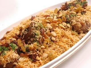 Buhkari Rice (Arabian Rice) | Chef Maida Rahat Ali Recipes