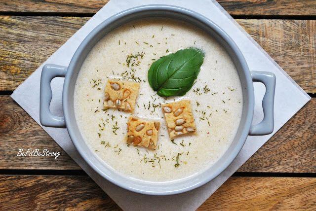 Błyskawiczna i prosta selerowa zupa krem - Just Be Fit Be Strong!