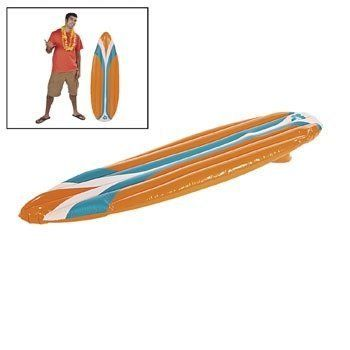 Inflatable Surfboard  Summer  Novelty Toys  Games *** Continue to the product at the image link.Note:It is affiliate link to Amazon.