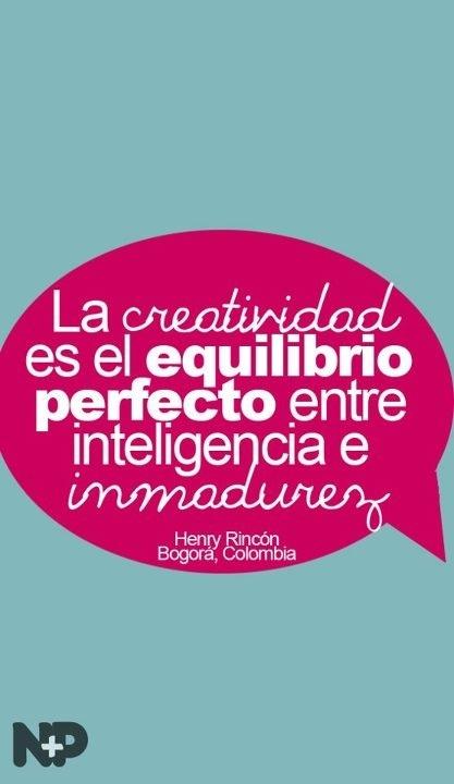 Creatividad. Pineado por Social Izan, agencia de Marketing Digital y Posicionamiento Web en Asturias. Especialistas en presencia Online y Marketing Social. Socializan.es