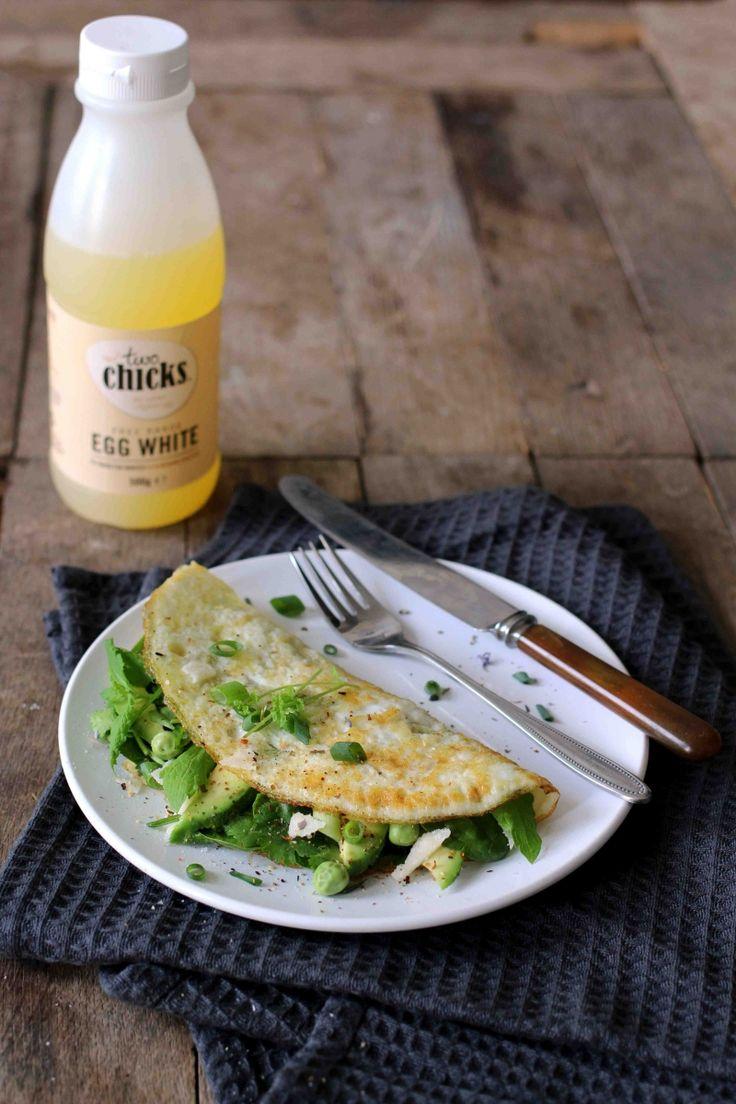 eiwit-omelet