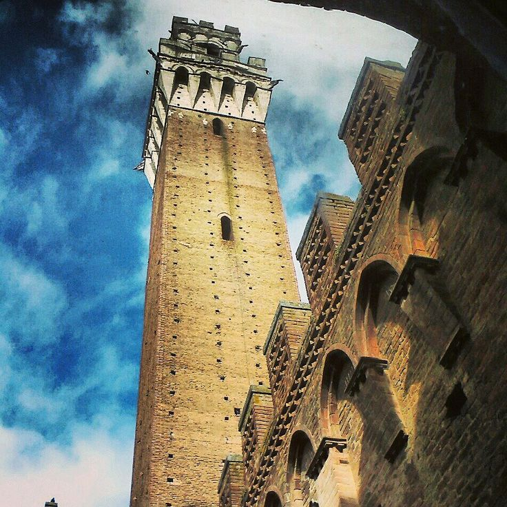 Siena | Torre del Mangia
