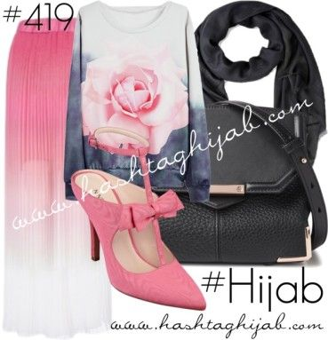 Hashtag Hijab Outfit #419