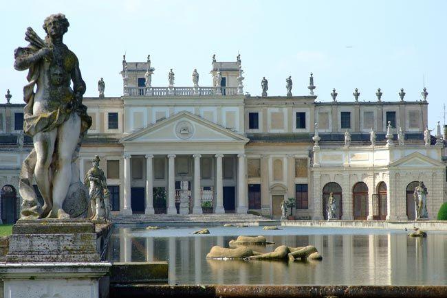 Palladian Villas Venice - VILLA PISANI