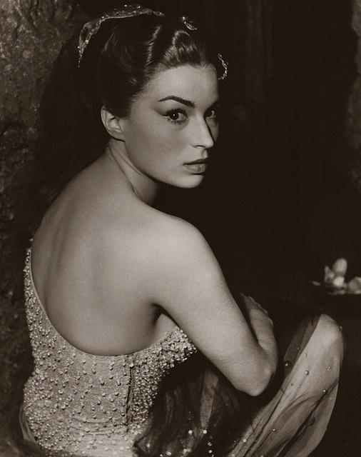 Silvana Mangano- Actress  Grandmother of Giada De Laurentis