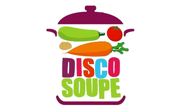 Le mouvement solidaire et festif Disco Soupe a été créé en 2012 afin de sensibiliser la population au gaspillage alimentaire.
