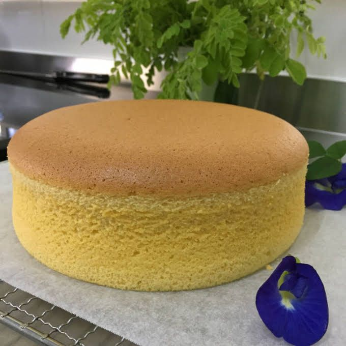 Condensed Milk Sponge Cake Recipe Yummly Sponge Cake Recipes Milk Sponge Cake Recipe Cake Recipes