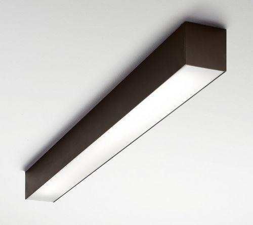 Linear Ceiling Mounted Fluorescent Light Fixture File 2