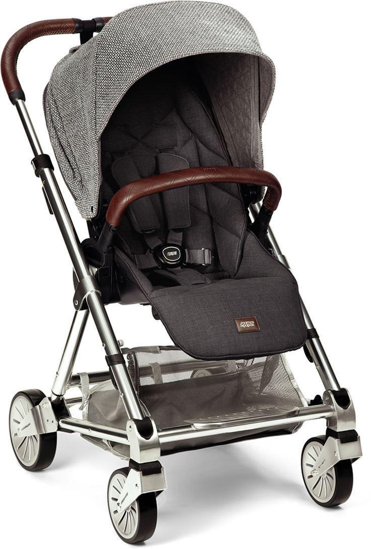 Mamas & Papas 2017 Urbo 2 Stroller - Panama Grey