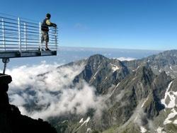 Lomnicky peak, High Tatras