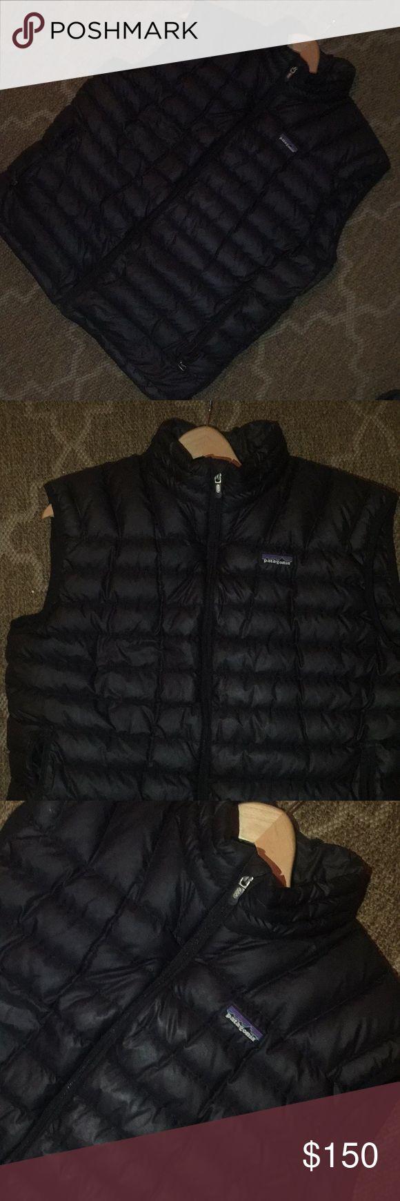 Patagonia Puffer Jacket Black Puffer Jacket Jackets Puffer Jackets [ 1740 x 580 Pixel ]