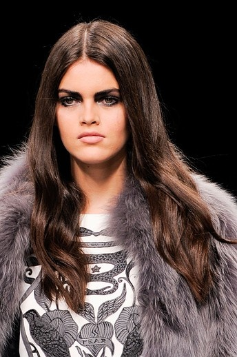 10 of the Best Beauty Looks From Milan Fashion Week 2013 ...
