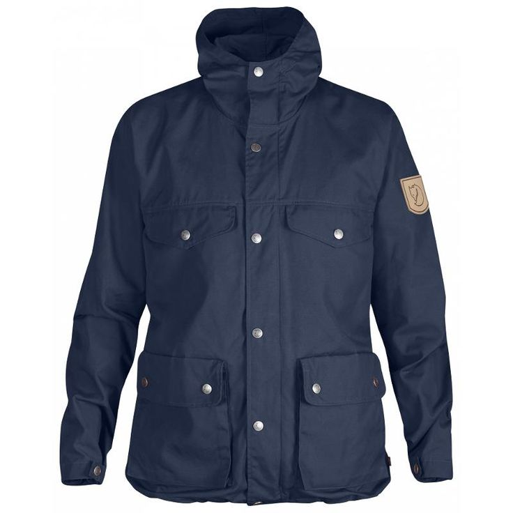 Fjällräven W Greenland Jacket | Gr. XS | Dark Navy | Damen
