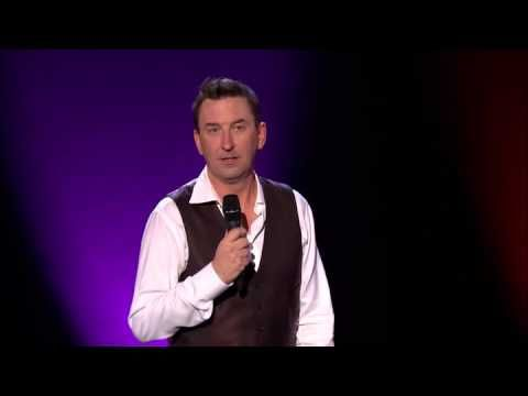 Lee Mack on Irish names - hilarious! Who Latinized Irish, anyway - a drunk monk?!