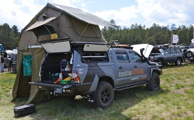 Vehicles Of Overland Expo 2013 Toyota Overland Truck