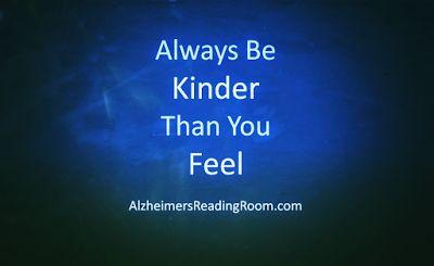 How to Listen to an Alzheimer's Patient | Alzheimer's Reading Room
