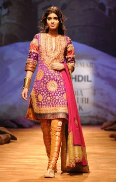 Ritu Kumar Colletion (Indian attire)