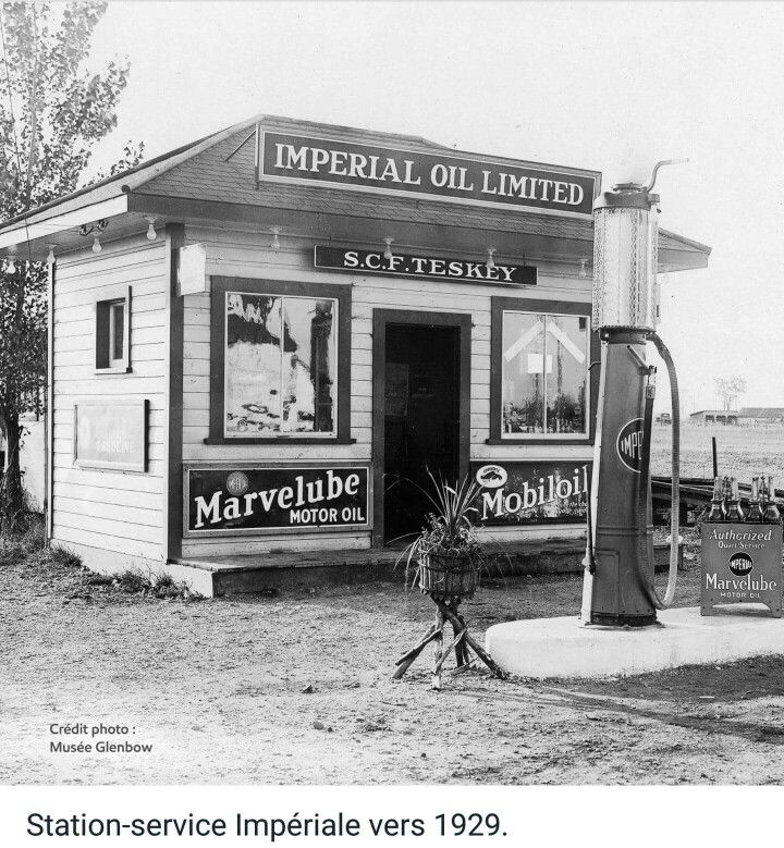 1267 best images about old service stations on pinterest - Esso garage opening times ...