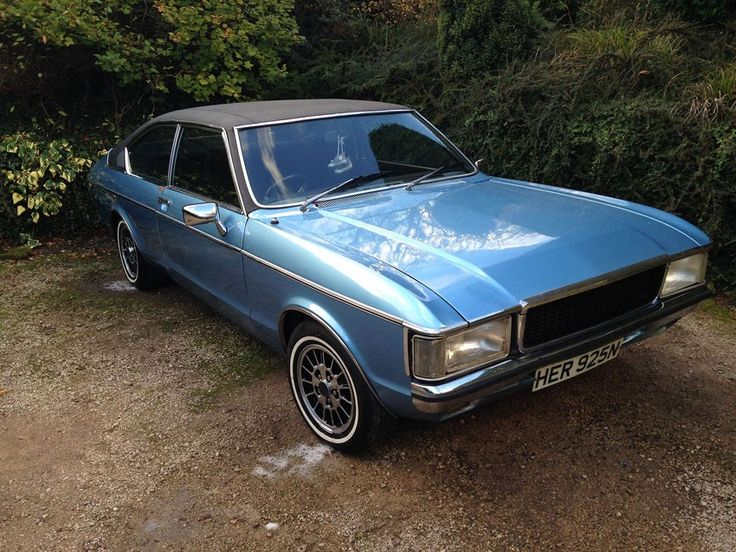 1975 FORD GRANADA for sale | Classic Cars For Sale, UK