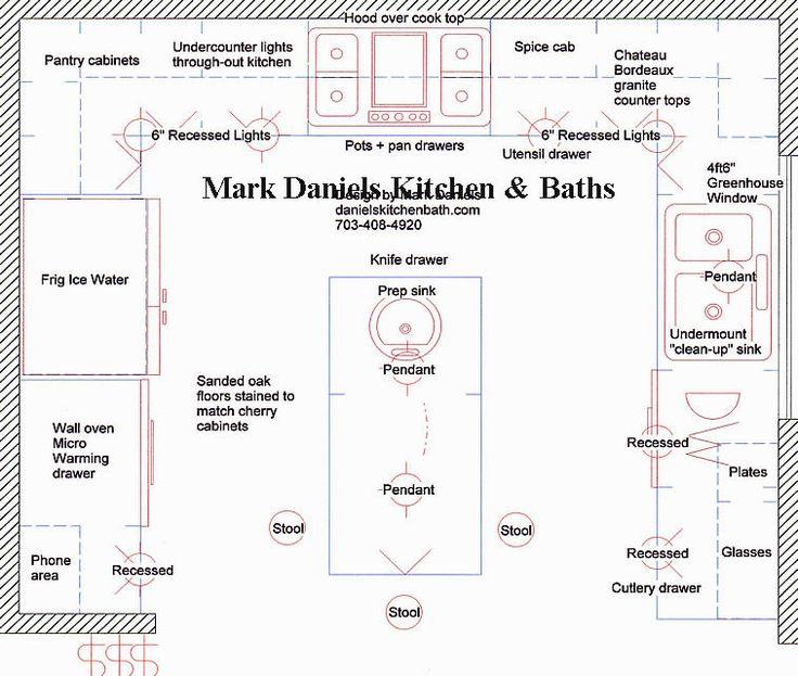 Kitchen Granite Remodeling Fairfax Burke Manassas Design Ideas Photos Pictures Cost Plans Layo Kitchen Layout Plans Kitchen Design Plans Kitchen Designs Layout