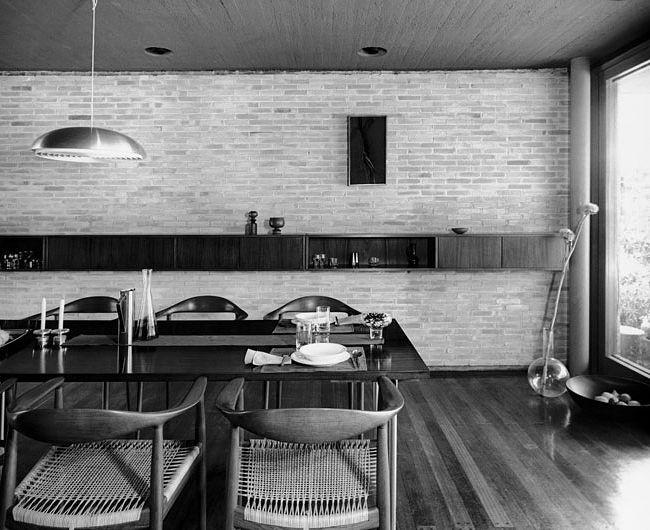 Nicos Valsamakis residence - Athens - 1963