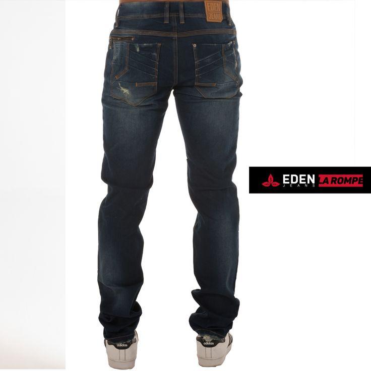 ¡Compra en línea! El envío es gratis. #EdenJeans #ModaMasculina #ProductoColombiano