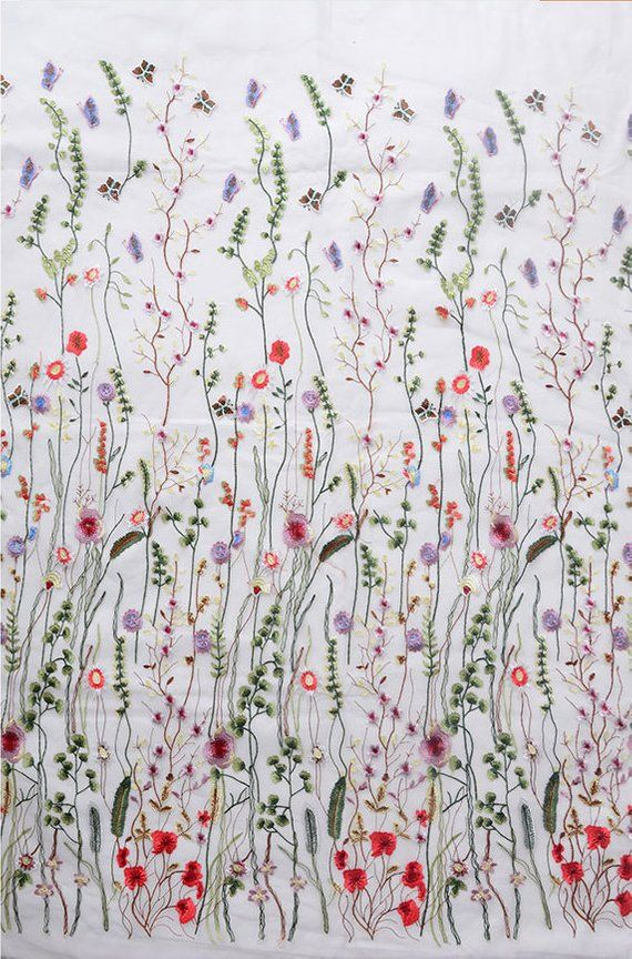 Luxury Digital Printed Cotton Jersey Fabric Material LAMA WITH FLOWERS