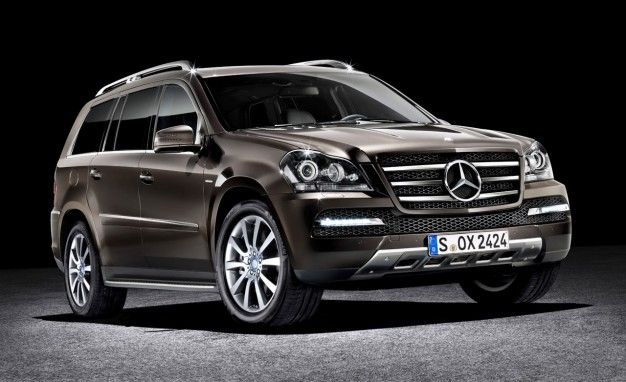 Mercedes Benz GL class // Obsessed