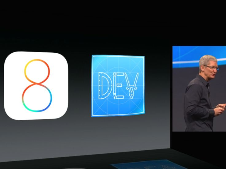 Apple focuses on developer features for iOS 8: TestFlight beta testing, biggest SDK ever, inter-app communication and more
