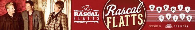 Farmers Insurance Presents: Design A 2013 Rascal Flatts Tour Truck Semi Truck by cook_laurae on CreativeAllies.com