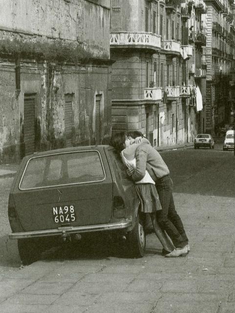 Italian Vintage Photographs ~ Love Napoli, by  Guido Giannini