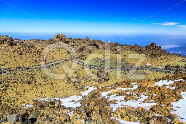 Qdiz Stock Images Teide National Park Landscape