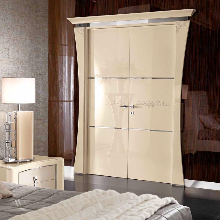 Межкомнатные двери в стиле Арт-деко, неоклассика