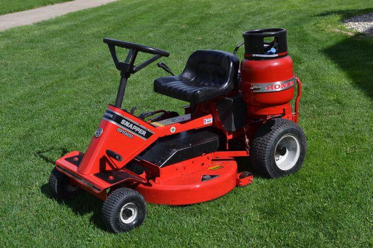 Snapper Riding Lawn Tractor Mower Honda Eco Lp Pronane