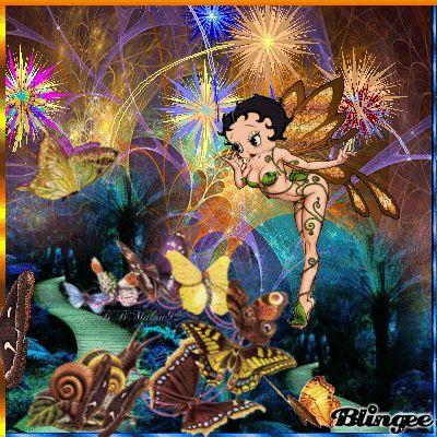 2283 best ¸.•♥ Betty Boop -- Boop Oop A Doop ♥•.¸ images on Pinterest   Betty boop, Anime girls ...