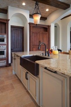 Tuscan Style Kitchen Design Ideas, Pictures, Remodel, and Decor - page 9