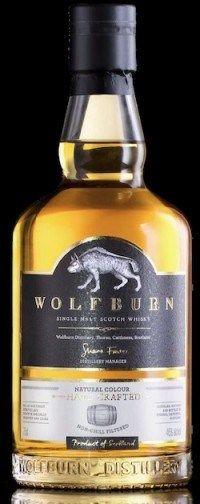 Wolfburn - featuring in TASTE June subscribers kit