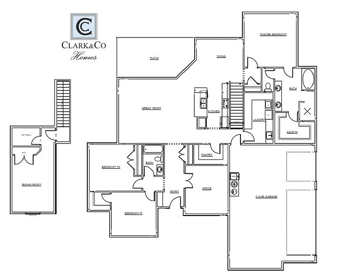 16 best Clark Co Homes Plans images – Idaho Home Plans