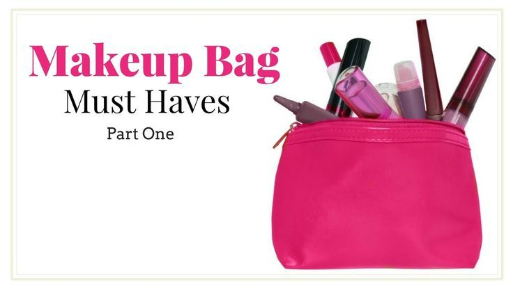 Makeup Bag Must Haves, The Makeup Essentials You Need, Part One. Watch this makeup artist share the makeup must haves to take care of your skin and foundation throughout the day. #makeup #makeuptip #makeuptutorial #makeupartist #makeupbag #theguidetogettingglam