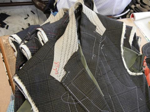 Very interesting article on Italian tailoring - Part 1