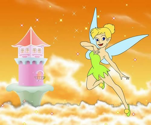Cartoons Wallpaper Tinkerbell And Friends Wallpapers Wide With HD Desktop