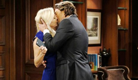 B&B Recap: Ridge's mixed signals lead to a passionate kiss with Brooke image