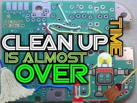 Clean-Up Robot-    Song by: Mark D. Pencil  Video by: Mr. Harry    Thanks to my brother (who also teaches Kindergarten in inner-city Atlanta) who recommended Mark D. Pencil to me.      If you are interested in more of his music, please check out:  http://learningwithhiphop.com/
