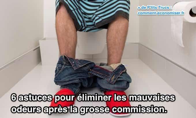 6 Astuces Pour ÉLIMINER les Mauvaises Odeurs Après la GROSSE Commission.