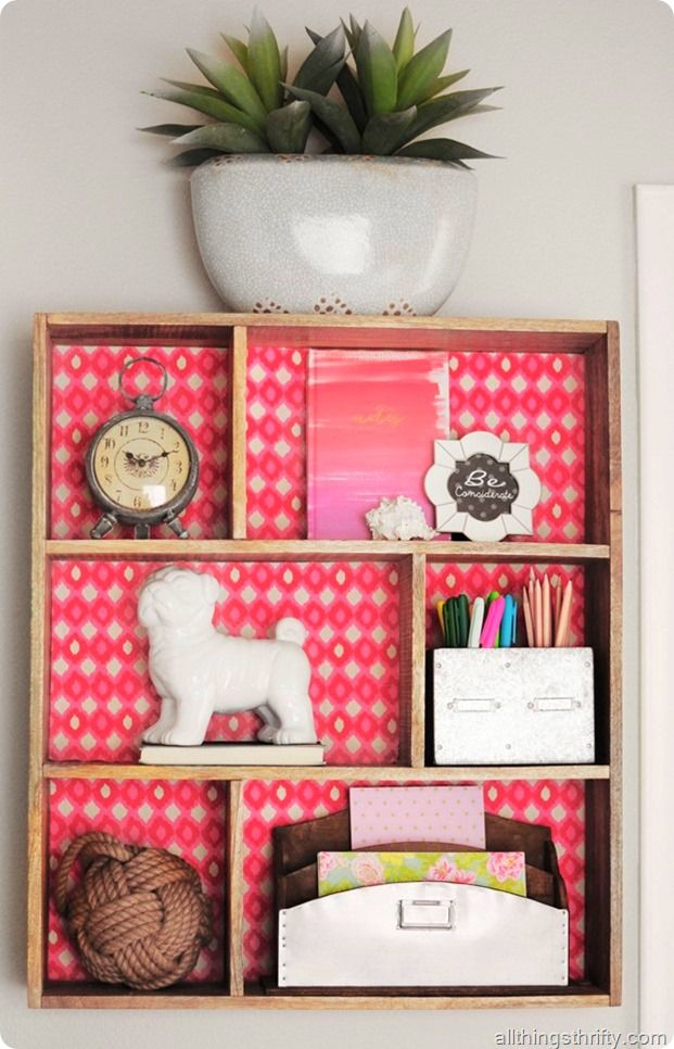 Getting Organized in the Office!! {and HomeGoods Giveaway!}