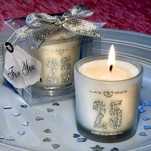 25 best ideas about 25th anniversary gifts on pinterest for 25th anniversary decoration ideas