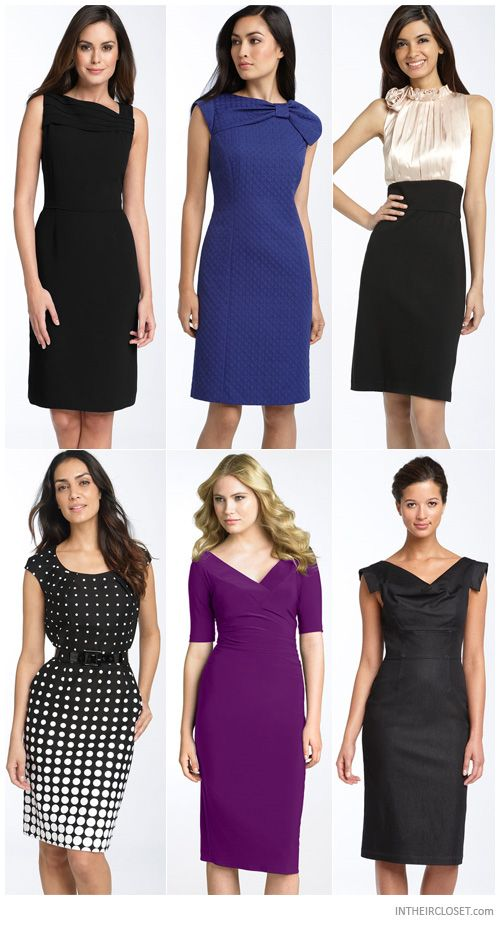 Office-Appropriate Dresses