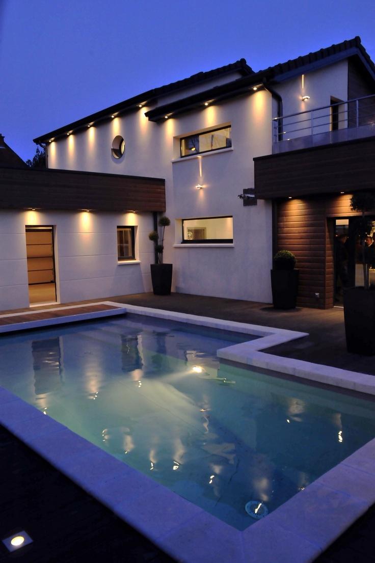 ma maison idéale, passive et moderne
